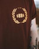 SBBS Laurel Burgundy Detail